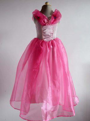 princess dress pink