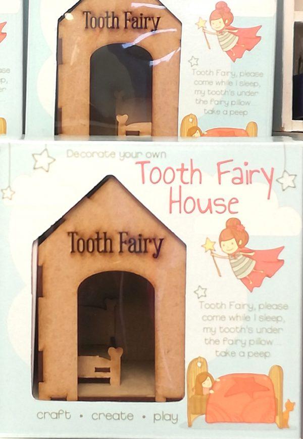 Tooth Fairy House 1