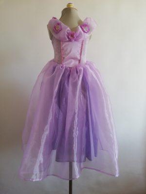 Lilac Princess Dress