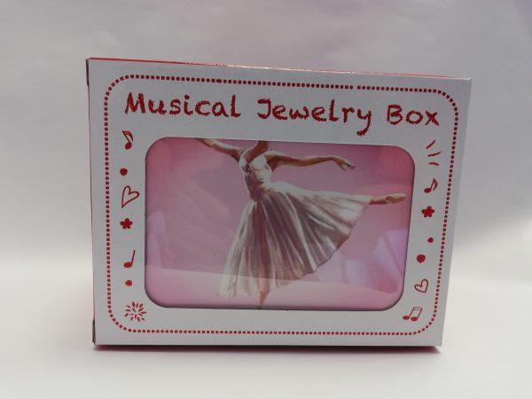 Pink Ballerina 50959 box