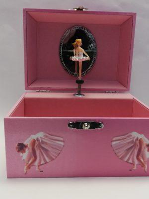 Pink Ballerina 50959 open